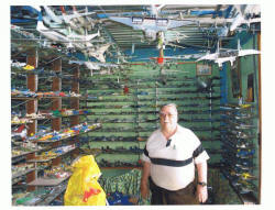 Here's a Huge Collection of Model Airplanes
