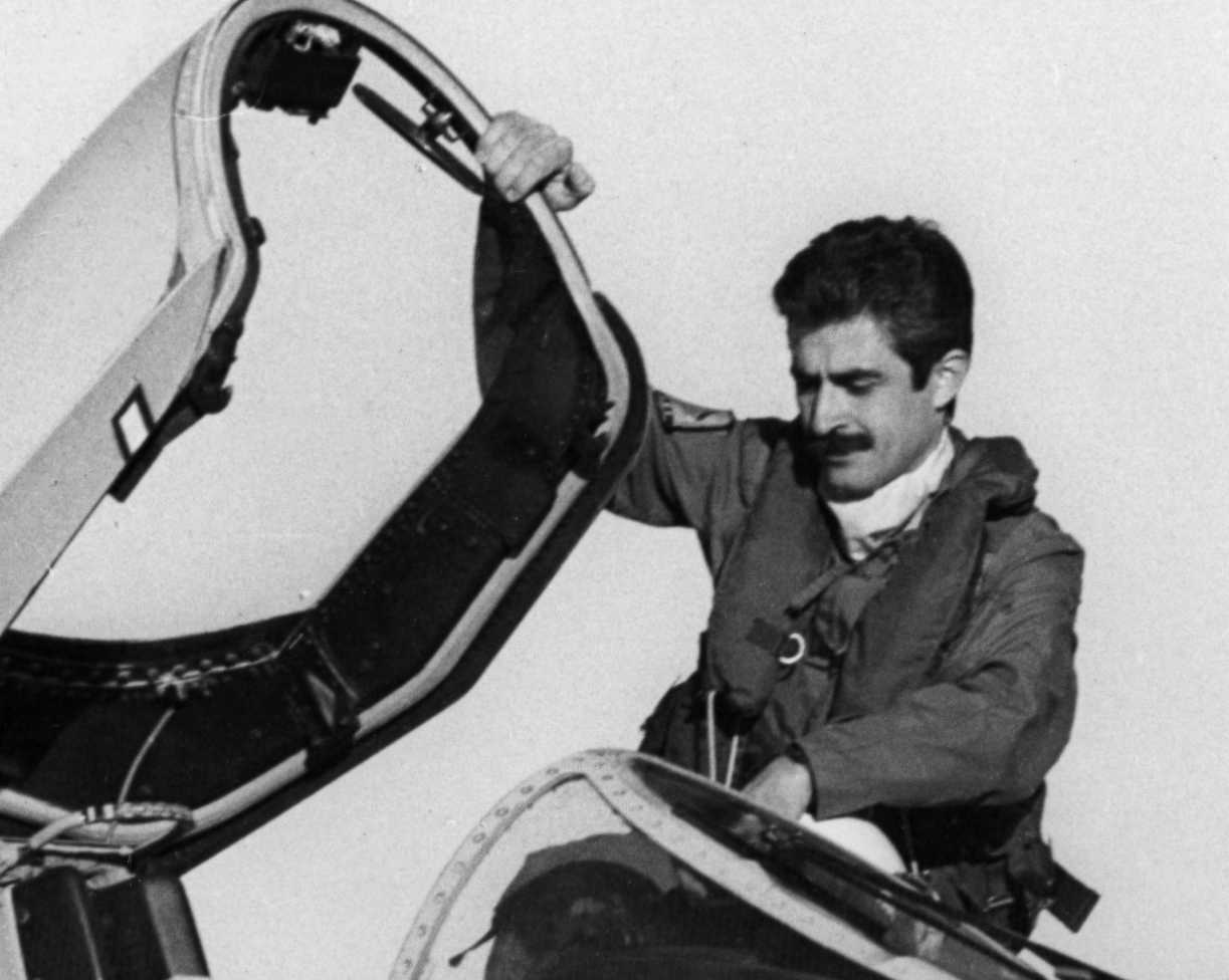 Picture of Pablo Carballo, Jet Fighter Pilot from Argentina