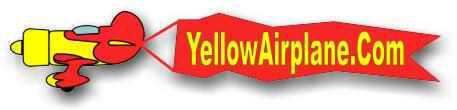 Go To Yellow Airplanes Home Base