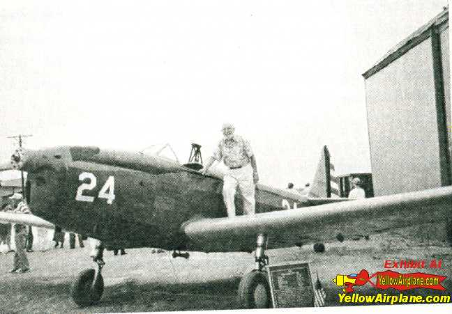 Yellowairplane Com Fairchild Pt 19 Primary Flight