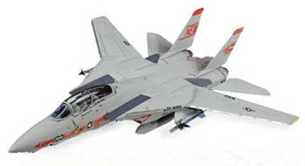 F-14 Tomcat Museum Quality Model Airplanes