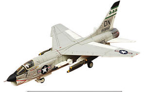 F-8 Crusader models of the F8 Jet fighter