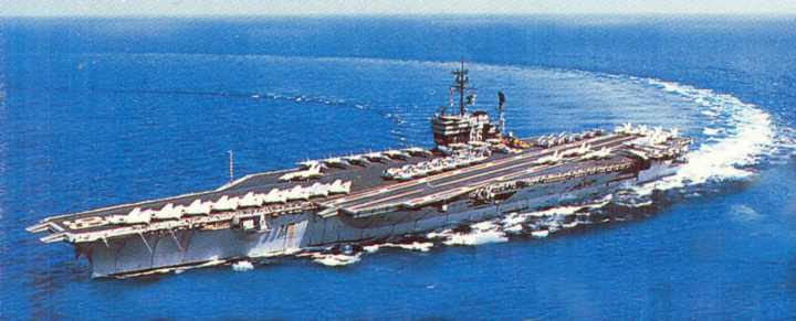 yellowairplane com  uss america models cv