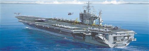 YellowAirplane.com: USS Theodore Roosevelt Models CV-71 ...