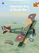 Aces of WW1 Books