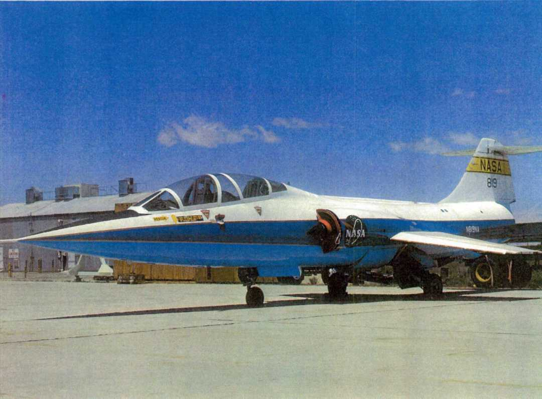 NASA F-104 (page 4) - Pics about space