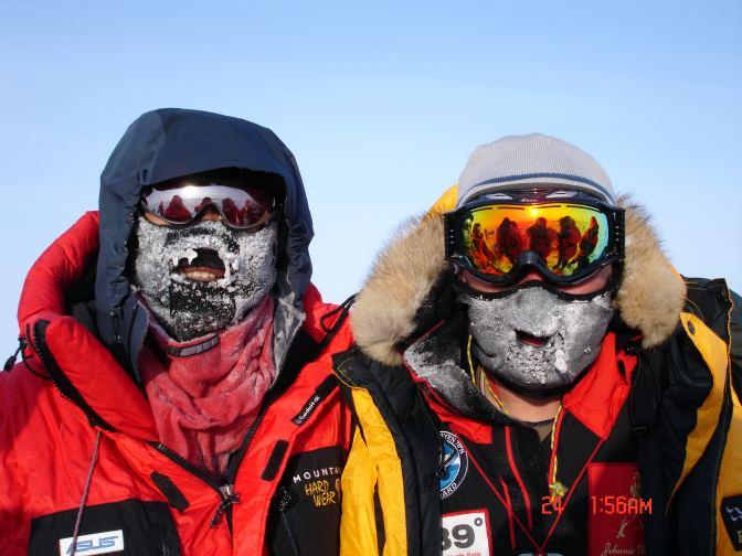 The north pole одежда