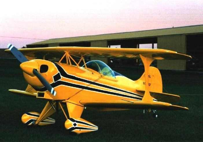 Yellowairplane Com Super Beautiful Yellow Pitts Aerobatic